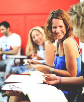 Intensive Spanish course in Valencia 20 + 5*