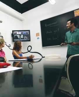 Intensive course & private lessons